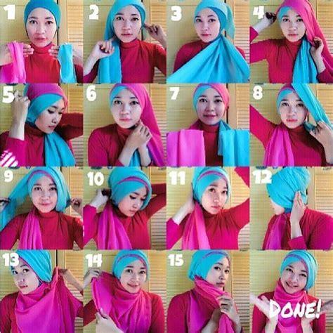 diy hijab paris pengantin tutorial 12 best ide buat rumah images on pinterest kebaya hijab