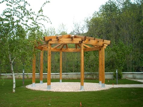 gazebo ottagonale in legno gazebo tflegno it