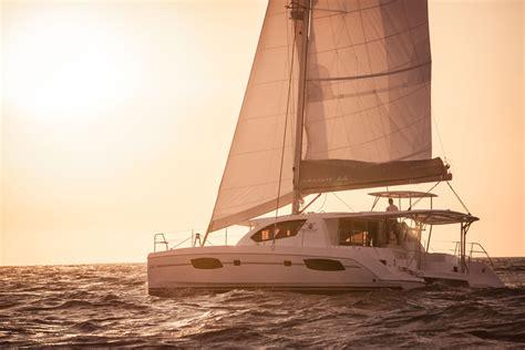 the most comfortable sailboat 5 sailing catamarans to