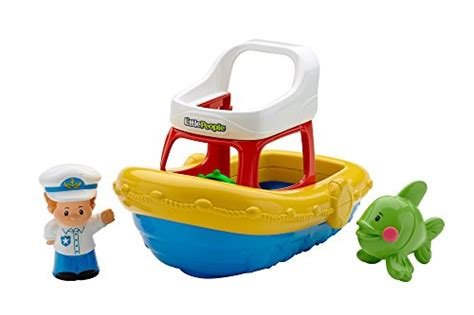 fisher price bath toy boat fisher price little people floaty boat 11street malaysia