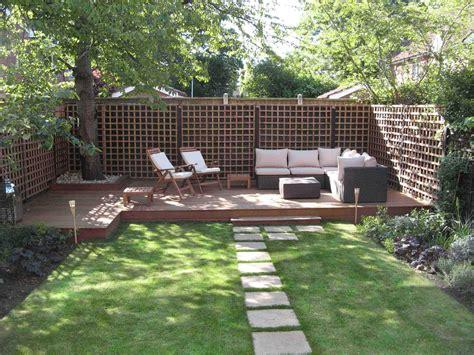 small backyard deck ideas decor tips cheapest way to build