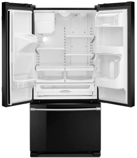 maytag refrigerator drawer replacement mfi2269dre maytag 22 cu ft french door refrigerator with