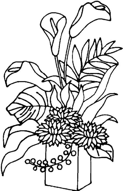 imagenes de flores sin pintar dibujos de plantas para colorear dibujos de plantas