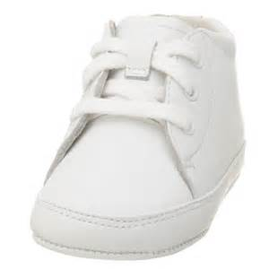 stride rite lil crib shoe infant white 0 m us infant