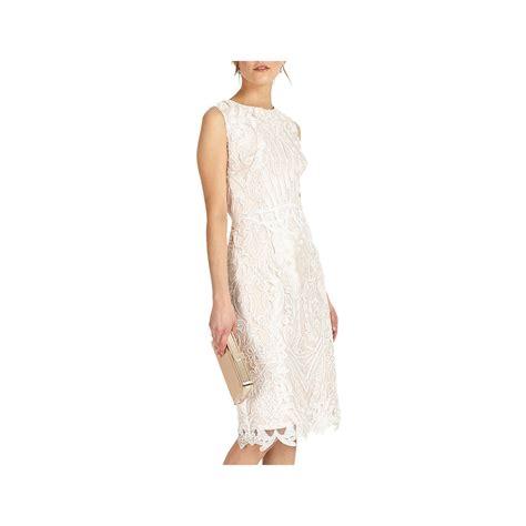 Devita Dress by Phase Eight Devita Dress Cameo Ivory At Lewis