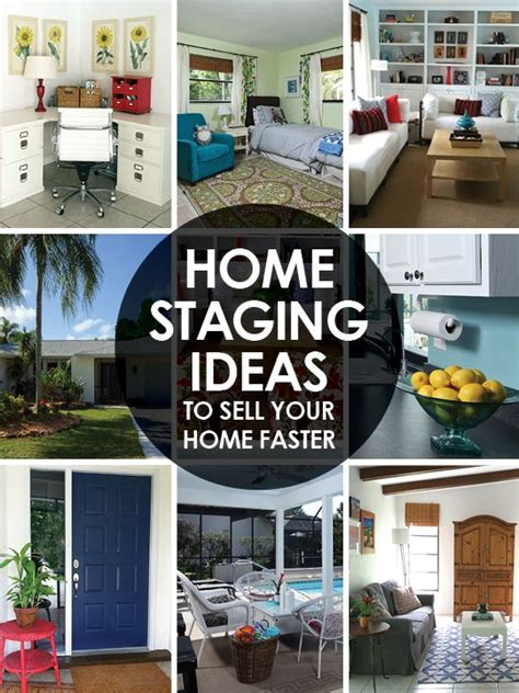 how to stage a house sell your house faster with these home staging ideas before and after pictures staging