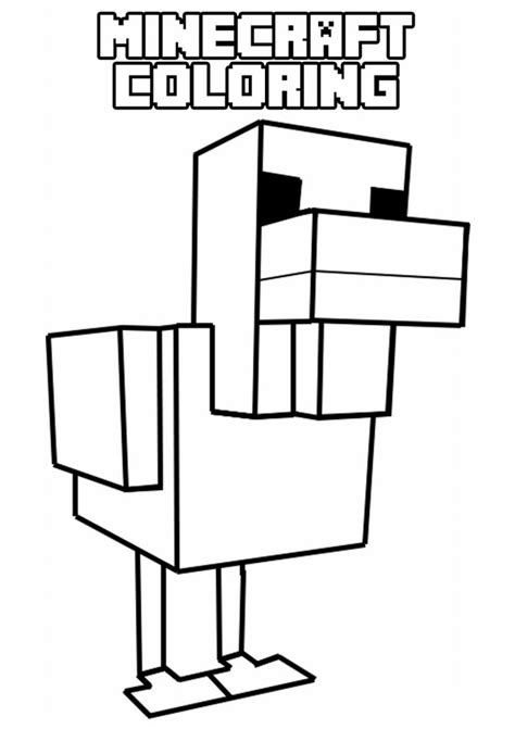 minecraft horse coloring page minecraft horses coloring pages