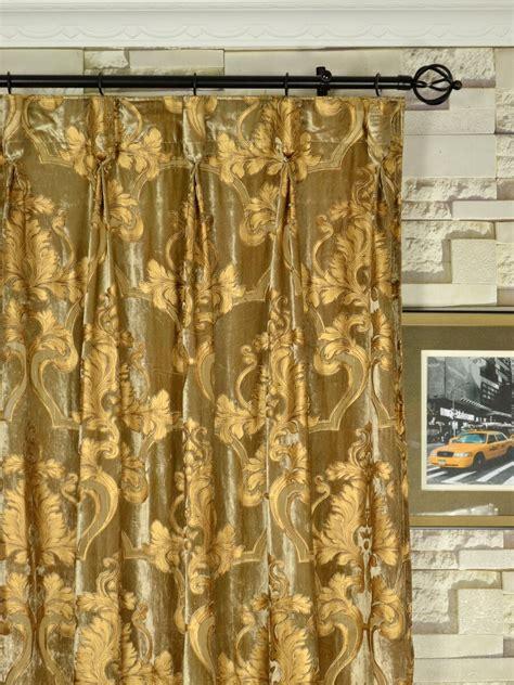 damask velvet curtains hebe regal floral damask goblet velvet curtains
