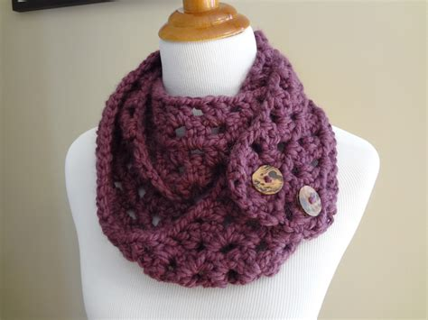 free crochet patterns fiber flux free crochet pattern fiona button scarf