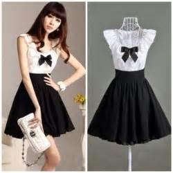 Japanese Style Duvet Covers Dress White Dress Black Dress Bow Dress Cute Dress