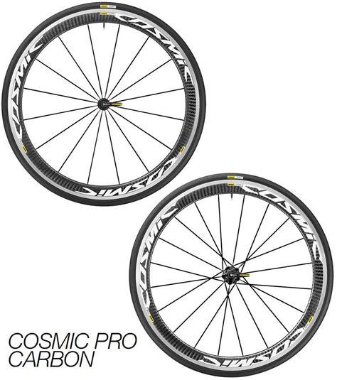 cassette cosmic roues mavic cosmic pro carbon blanc 17 cassette