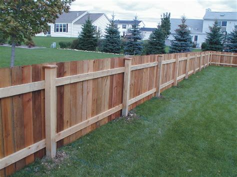 representation of backyard fencing ideas exteriors