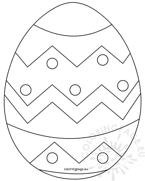 easter template coloring eggs with food coloring coloring pages