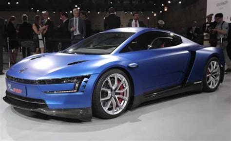 Volkswagen Sports by Vw Xl Sport Screams To 11 000 Rpm With Ducati Power
