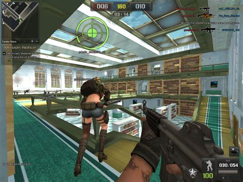mod game thailand pb mod point blank garena indonesia mod map burninghall