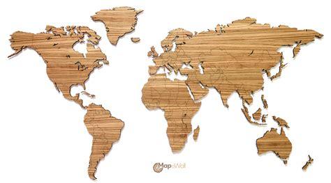 wooden world map wall mapawall wooden world map wall decoration