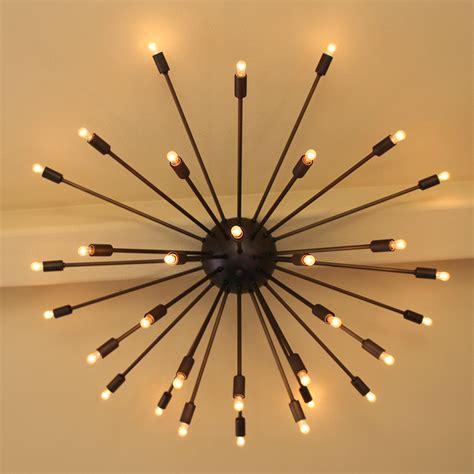 sputnik chandelier modern flush mount sputnik chandelier deco decor