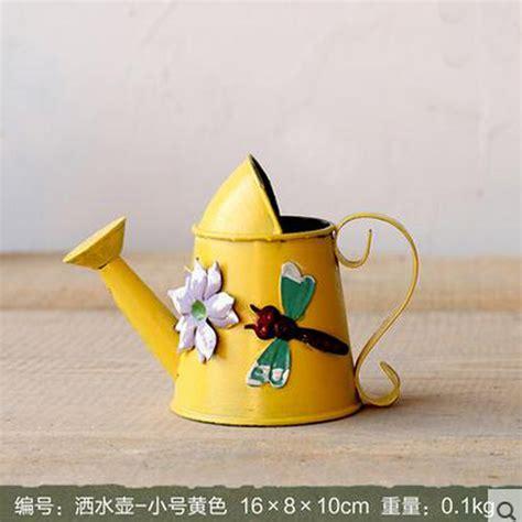 2016 new fashion mini small smart decorative watering cans