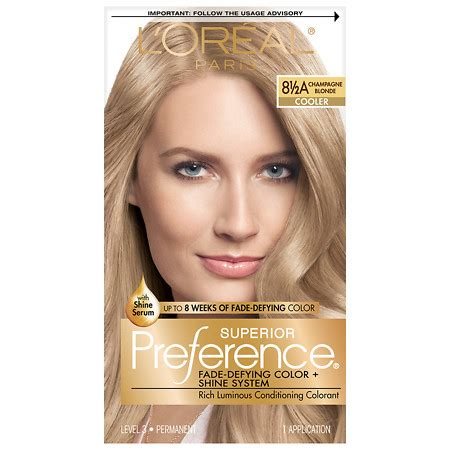 Harga Loreal Hair l39oreal superior preference les true brunettes