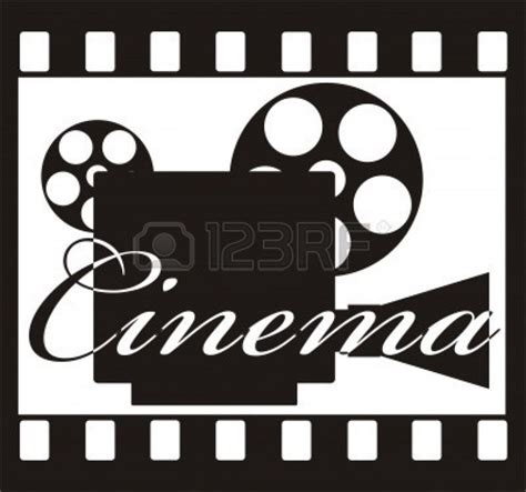 Black And White Home Design Inspiration movie theater clipart clipartion com