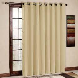 rhf wide thermal blackout patio door curtain panel sliding door insulated new ebay