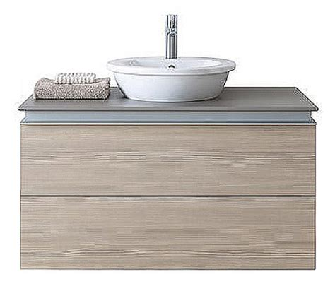 Duravit Delos Vanity by Duravit Delos Wall Mounted Vanity Unit With 1 Drawer