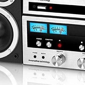 amazoncom innovative technology classic retro bluetooth