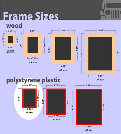photo frame sizes 4r plastic visit us at www photojeepney flickr