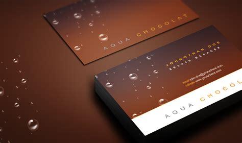 Business Card Template Psd Rar by Business Card Template Psd Rar Choice Image Card Design
