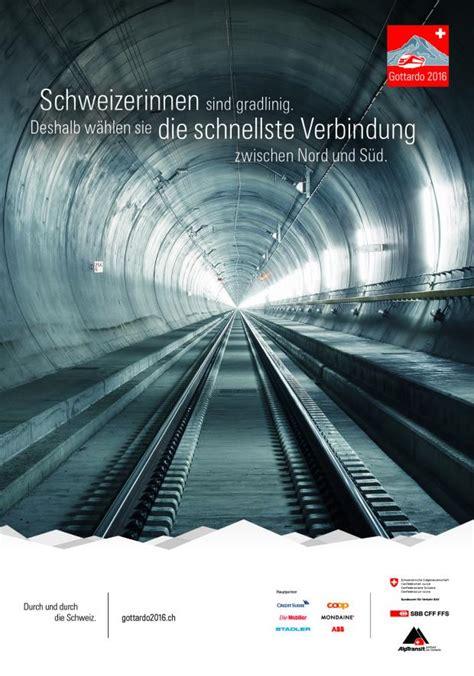 Q T Calendrier Le Tunnel Du Gothard En Gare De Bienne Agenda