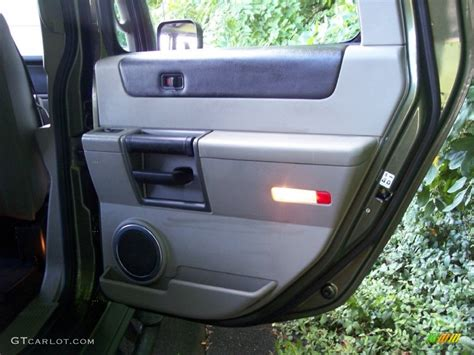 Hummer H2 Interior Door Panel 2004 Hummer H2 Suv Door Panel Photos Gtcarlot