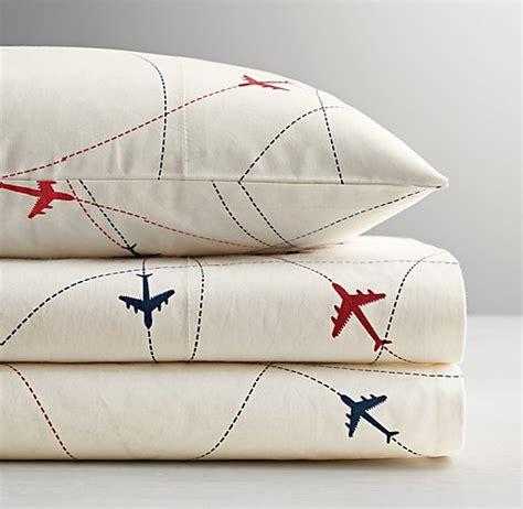 airplane comforter full airplane route sheet set