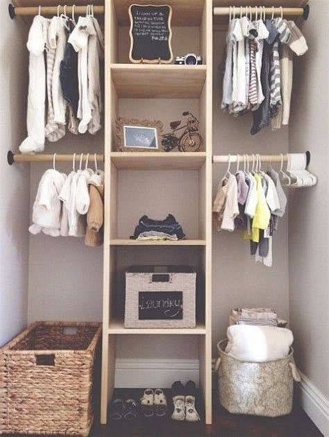 baby room in closet awesome closet organization ideas comfydwelling