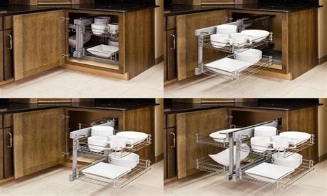 kitchen cabinet organizers pull out blind corner kitchen