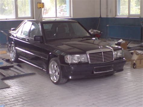 Auto Tuning Jena by Mercedes 190 2 3 16 Ece W201 Von Marc Slf Tuning