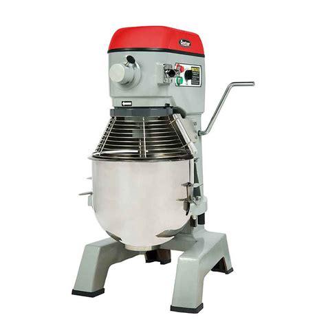 bench mixer centaur mac30 30 qt planetary bench mixer w 3 speeds 115v