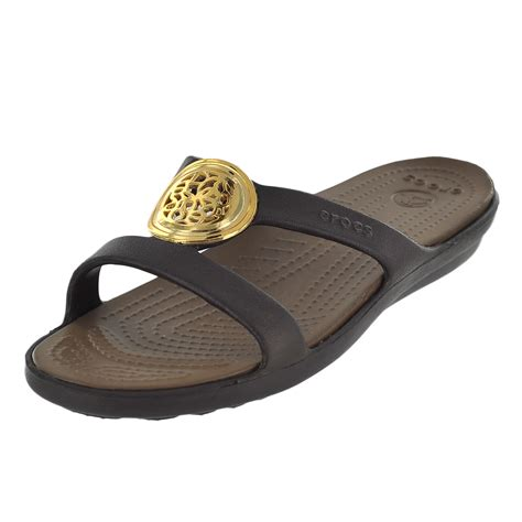crocs sandals for buy it now price 37 95