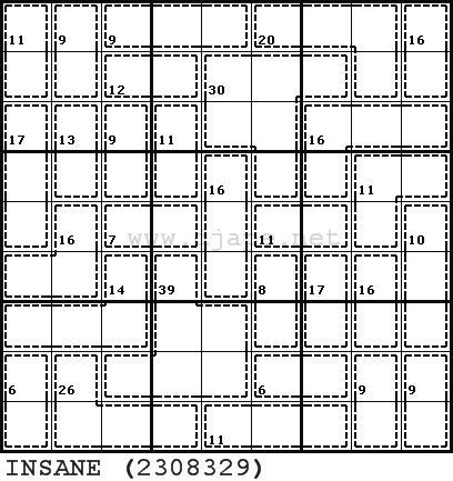printable killer sudoku easy killer sudoku online daily printable puzzles