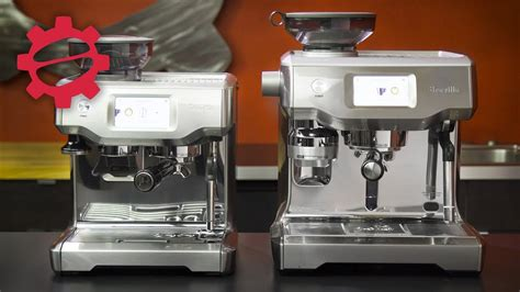 breville barista touch espresso maker breville barista touch vs oracle touch