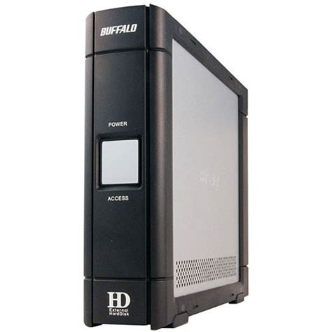 External Disk Buffalo 500gb buffalo 500gb drivestation turbousb external hd hs500u2 b h