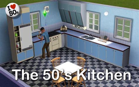 mod  sims   kitchen