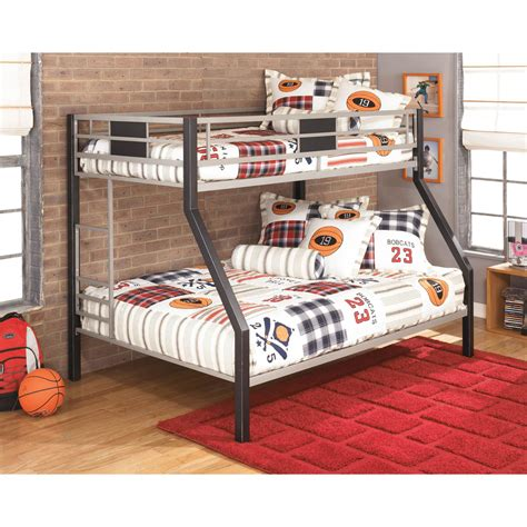 signature design  ashley dinsmore twinfull metal bunk bed beds home appliances shop