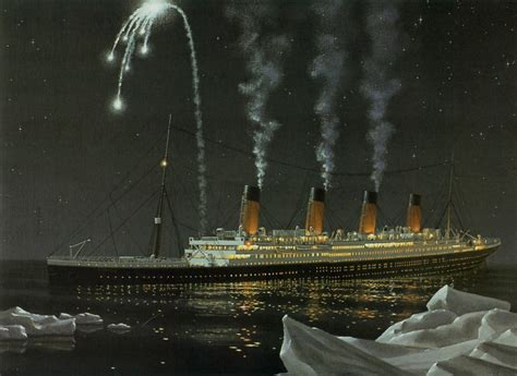 Titanic Sinking by Intellectual Views Titanic