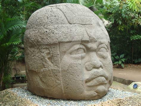 imagenes de olmecas cabeza olmeca tabasco by mexemperorramsesii on deviantart