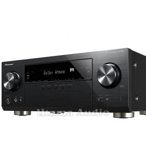 pioneer vsx  av receiver utama audio