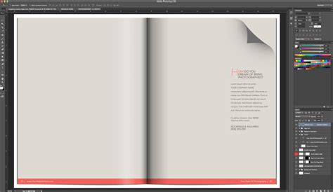 photoshop magazine template 16 magazine template photoshop images free photoshop