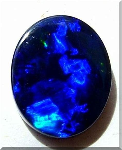 Cincin Black Opal Lightning Ridge lightning ridge black opal pretty opals lightning ridge black opal and doublet
