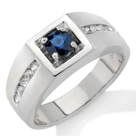 Fx Wedding Ring Silver Cincin Kawin Cincin Cincin Nikah 25 mens sapphire rings silver