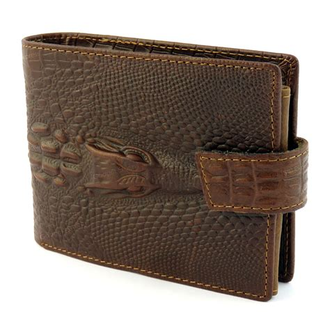 Card Holder Souvenir High Quality 6 Slot Emboss mens luxury quality leather wallet credit card