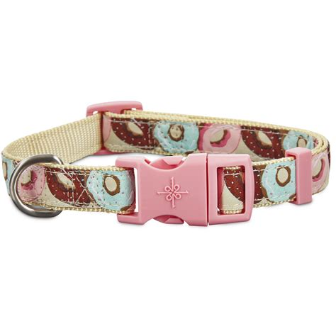 donut collar good2go donut print collar petco